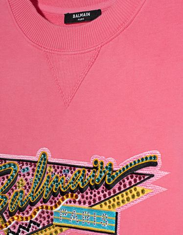 balmain-d-sweatshirt-cropped-embroidered-_pink