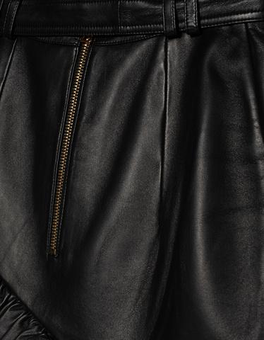 balmain-d-rock-asymmetric-ruffled-leather_1_black