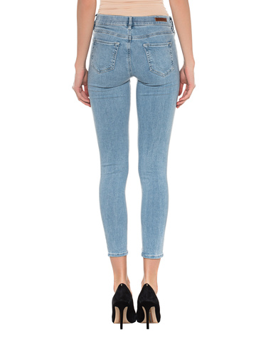 Jegging Stretch Bleached Lightblue