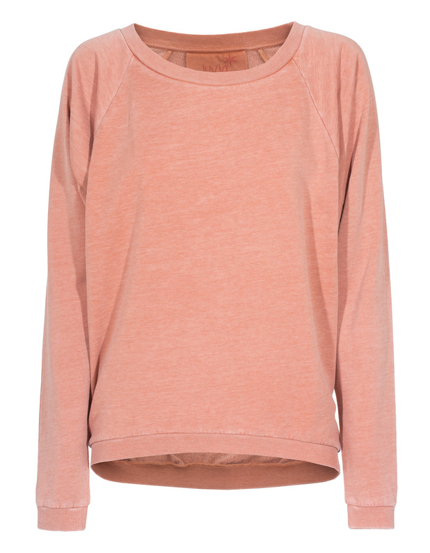 JUVIA Loose Comfy Washed Apricot