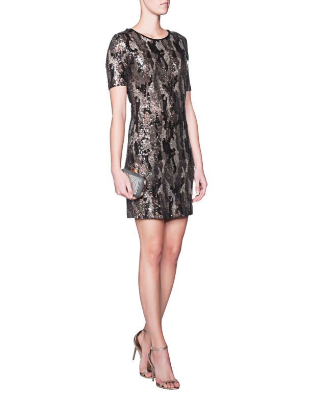Sequins Camouflage Jadicted CmbJcHtO