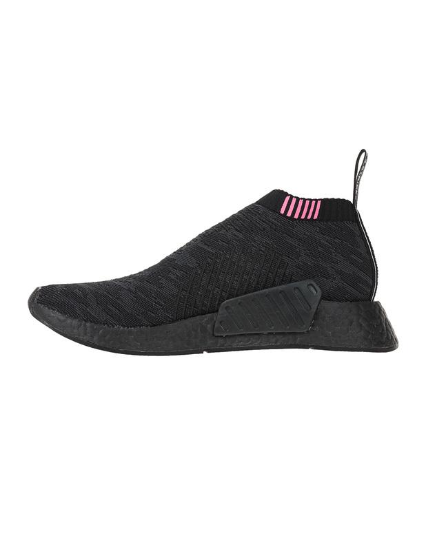 6f528e004 ADIDAS ORIGINALS NMD CS2 PK Black Primeknit Sneaker - Sneakers