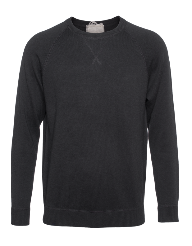 Sweat Sporty Grey Flannel