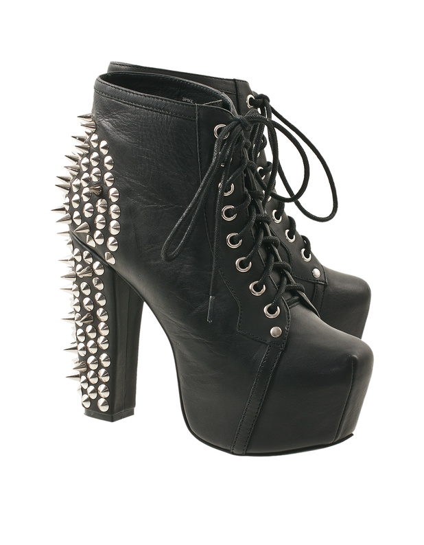JEFFREY CAMPBELL Lita Spikes