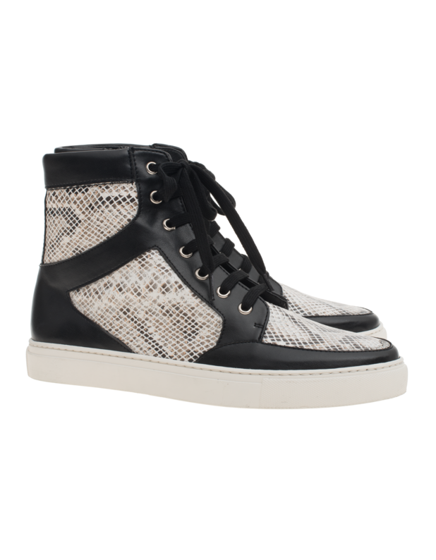 Hightop Bloque Snake