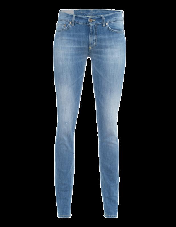 Pantalone Tara Destroy Blue