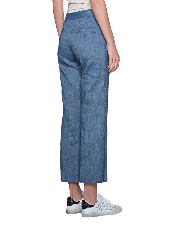 Oxy linen-blend trousers Isabel Marant FMlgyZK