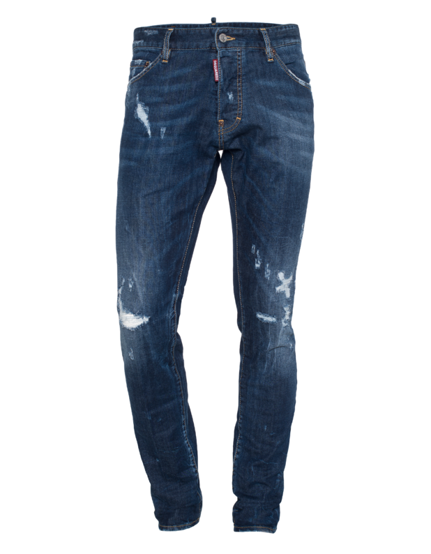 Cool Guy Jean Long Crotch Strong Blue