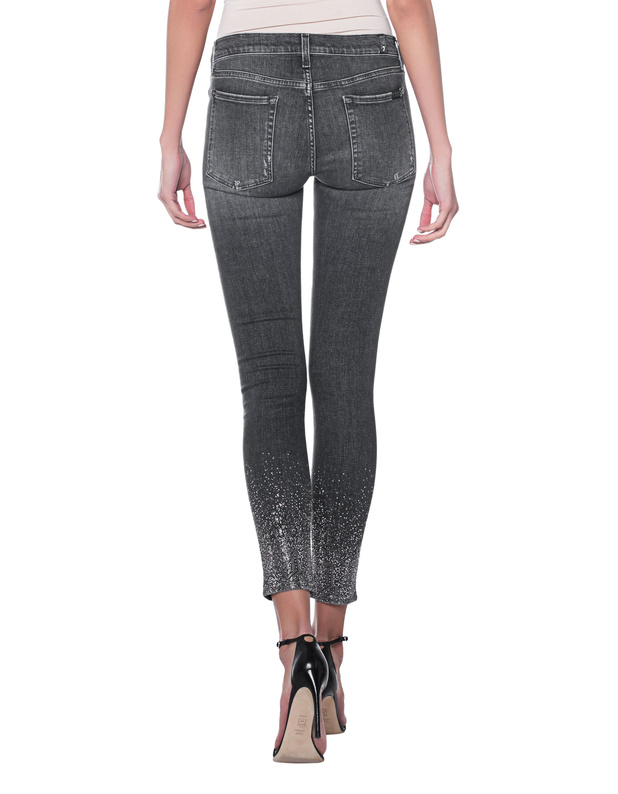 Manchester Cheap Price 7 For All Mankind Woman Pyper Cropped Mid-rise Skinny Jeans Light Denim Size 31 7 For All Mankind Clearance Great Deals In China Cheap Online Online Cheap Online Cheap Sale 2018 4tNHwcXu