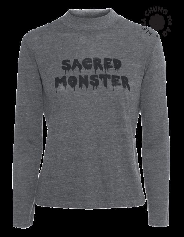 X Alexa Chung The Sacred Monster Grey