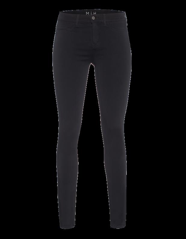 The Bonn Jean High Rise Super Black