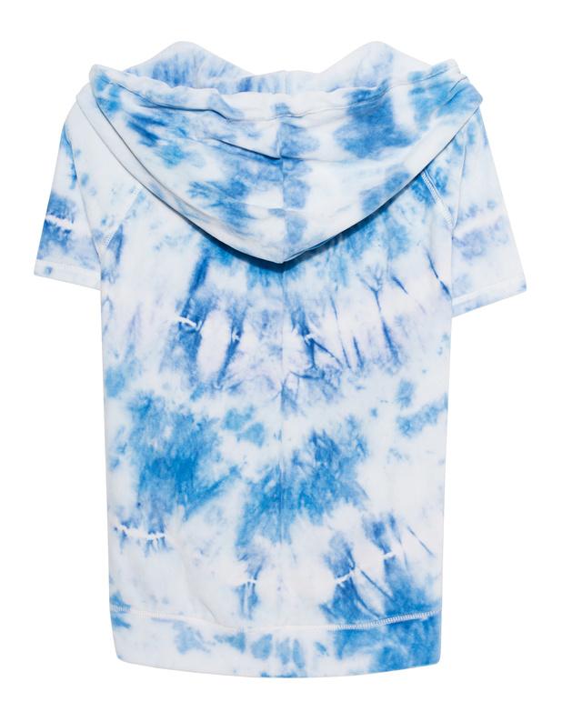 Cropped Batik Baby Blue - XL%2c Blau True Religion idgYe