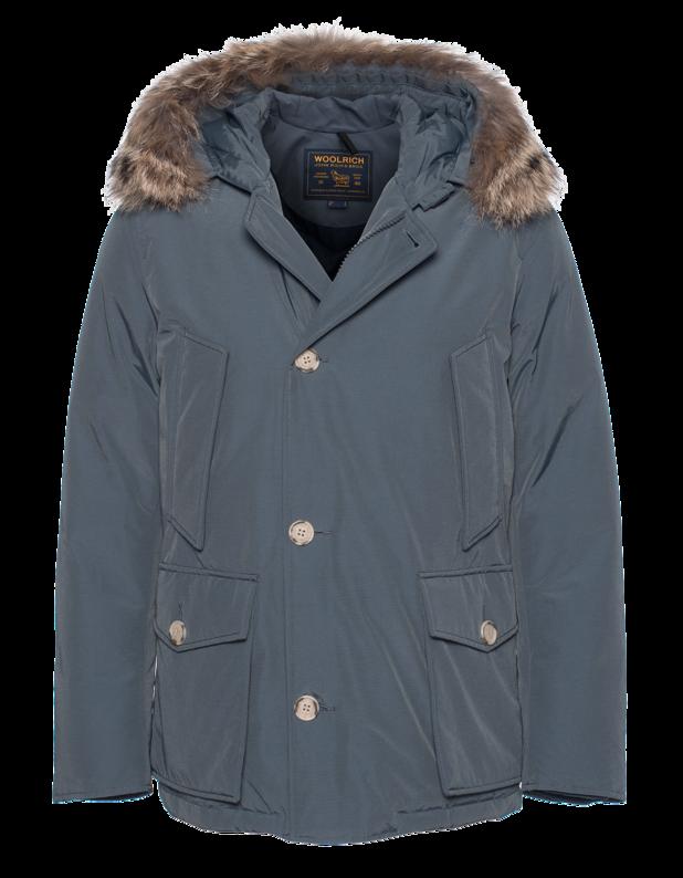 Arctic Anorak Grey