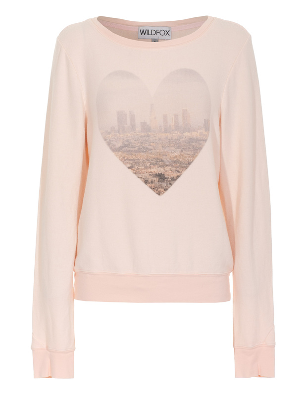 WILDFOX LA Skyline Baggy Beach Ghost Nude