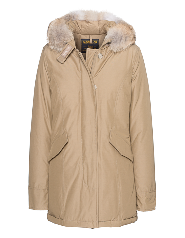 woolrich damen arctic parka coyote trimmed black pictures to pin on. Black Bedroom Furniture Sets. Home Design Ideas