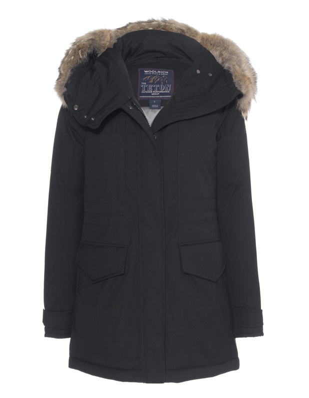 Woolrich jacken second hand