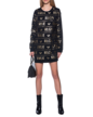 true-religion-d-kleid-allover-foil-print_1_black